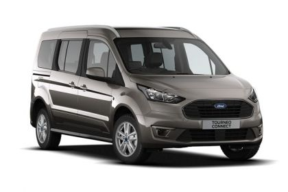 Lease Ford Tourneo Connect car leasing