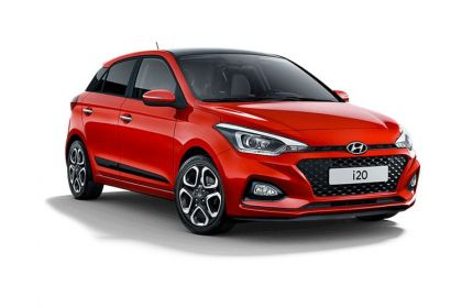 Lease Hyundai i20 car leasing