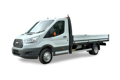 Ford Transit Dropside 350 L2 RWD 2.0 EcoBlue RWD 130PS Leader Premium Dropside Manual [Start Stop]
