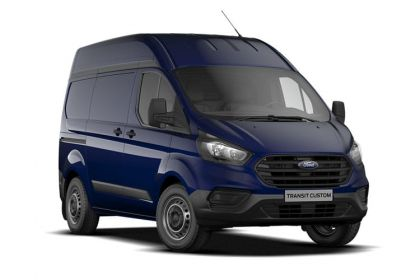 Ford Transit Custom Van High Roof 280 L1 2.0 EcoBlue FWD 130PS Trend Van High Roof Manual [Start Stop]