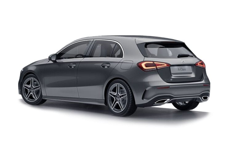 Mercedes-Benz A Class A250 Hatch 5Dr 2.0  224PS Exclusive Edition Plus 5Dr 7G-DCT [Start Stop] back view