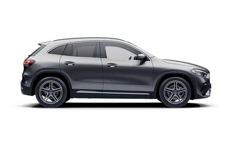 Mercedes-Benz GLA GLA220 SUV 4MATIC 2.0 d 190PS AMG Line 5Dr 8G-DCT [Start Stop] back view