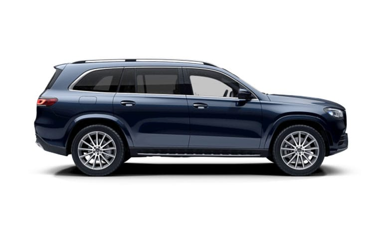 Mercedes-Benz GLS GLS400 SUV 4MATIC 3.0 d 330PS AMG Line Premium 5Dr G-Tronic [Start Stop] back view