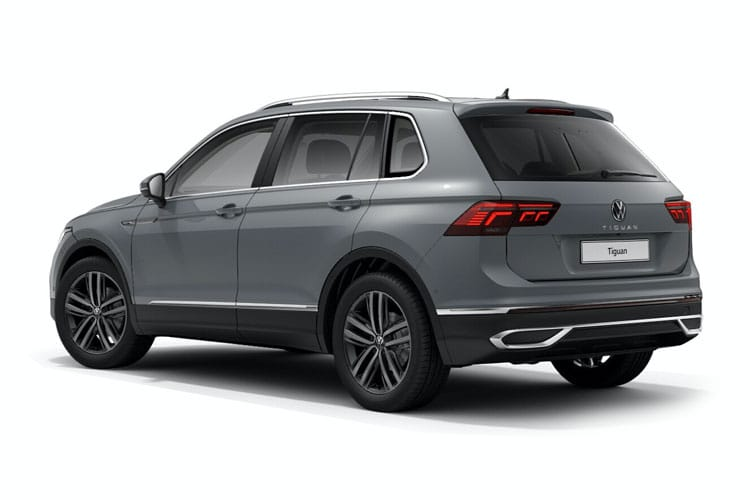 Volkswagen Tiguan SUV 2wd SWB 1.5 TSI 150PS Life 5Dr Manual [Start Stop] back view