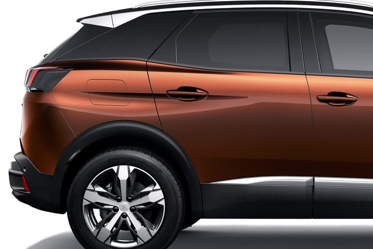 Peugeot 3008 SUV HYBRID 1.6 PHEV 13.2kWh 225PS Allure Premium 5Dr e-EAT [Start Stop] detail view