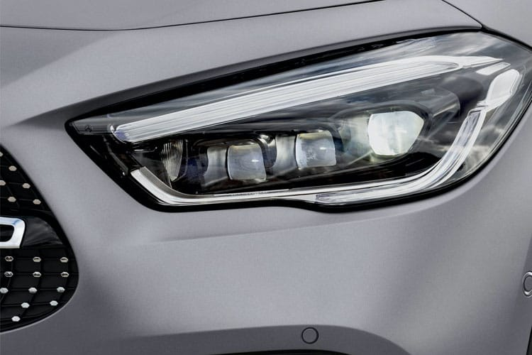 Mercedes-Benz GLA GLA220 SUV 4MATIC 2.0 d 190PS AMG Line 5Dr 8G-DCT [Start Stop] detail view