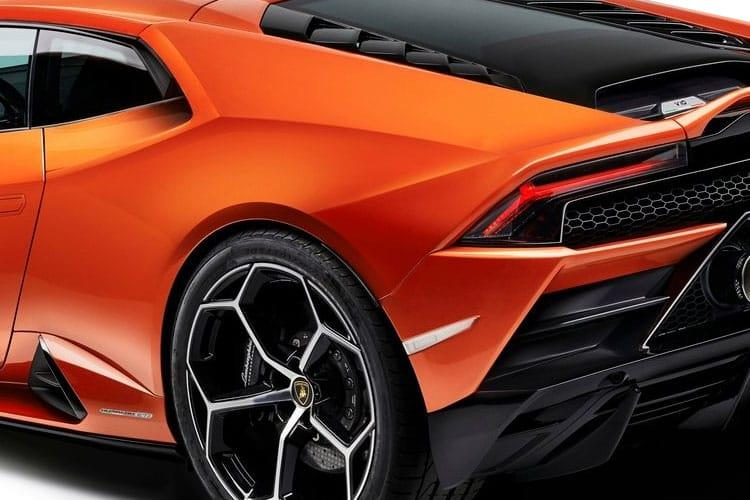 Lamborghini Huracan Coupe 5.2 V10 610PS LP 610-4 2Dr LDF [Start Stop] detail view