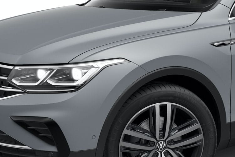 Volkswagen Tiguan SUV 2wd SWB 1.5 TSI 150PS Life 5Dr Manual [Start Stop] detail view