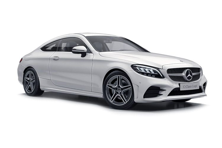 Mercedes-Benz C Class AMG C43 Coupe 4MATIC 3.0 V6 390PS Edition Premium 2Dr G-Tronic+ [Start Stop] front view