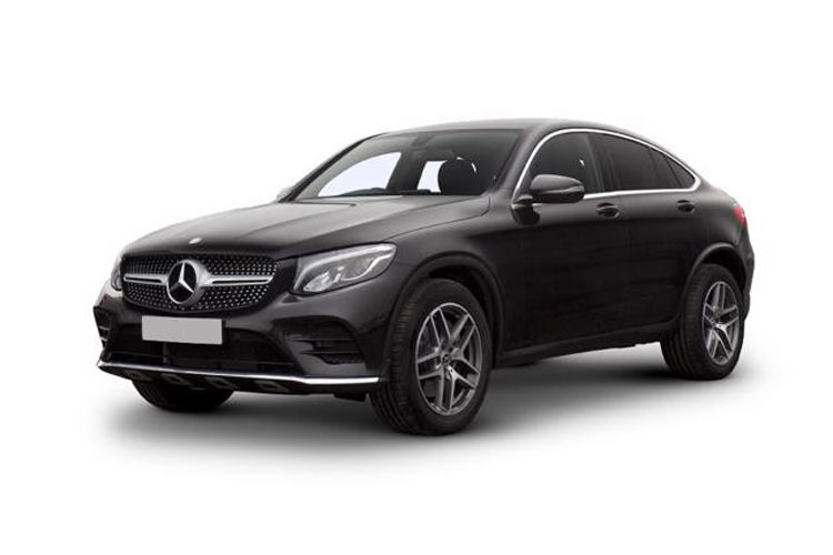 Mercedes-Benz GLC GLC300 Coupe 4MATIC 2.0 d 245PS AMG Line Premium Plus 5Dr G-Tronic+ [Start Stop] front view