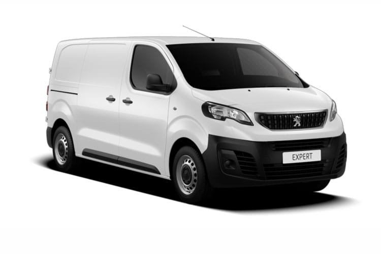 Peugeot Expert Standard 1400Kg 2.0 BlueHDi FWD 120PS Asphalt Van Manual [Start Stop] front view