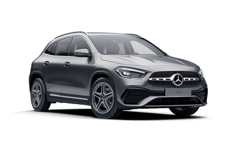 Mercedes-Benz GLA GLA220 SUV 4MATIC 2.0 d 190PS AMG Line 5Dr 8G-DCT [Start Stop] front view