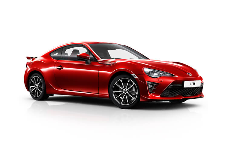 Toyota GT86 Coupe 2Dr 2.0 Boxer D-4S 200PS Pro 2Dr Manual [Touch & Go] front view