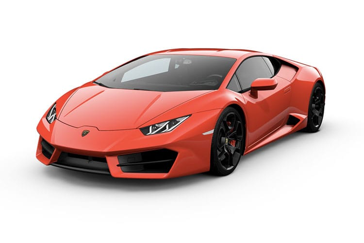 Lamborghini Huracan Coupe 5.2 V10 610PS LP 610-4 2Dr LDF [Start Stop] front view