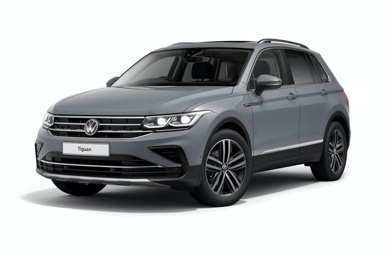 Volkswagen Tiguan SUV 2wd SWB 1.5 TSI 150PS Life 5Dr Manual [Start Stop] front view