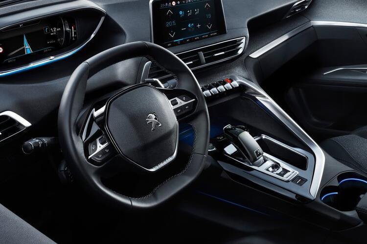 Peugeot 3008 SUV 1.5 BlueHDi 130PS Allure Premium 5Dr Manual [Start Stop] inside view