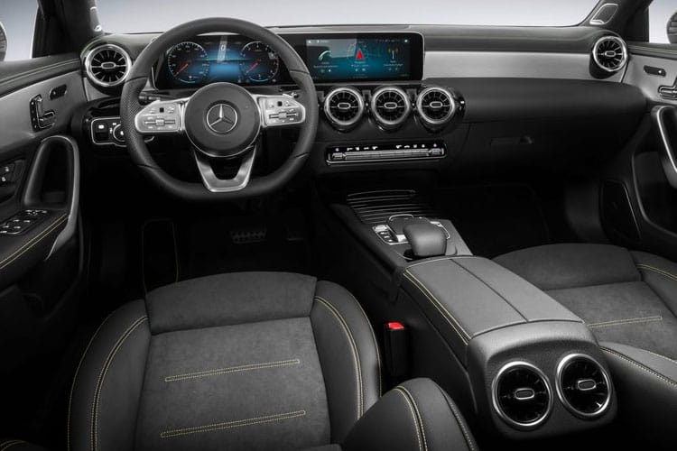 Mercedes-Benz A Class A250 Hatch 5Dr 2.0  224PS Exclusive Edition Plus 5Dr 7G-DCT [Start Stop] inside view