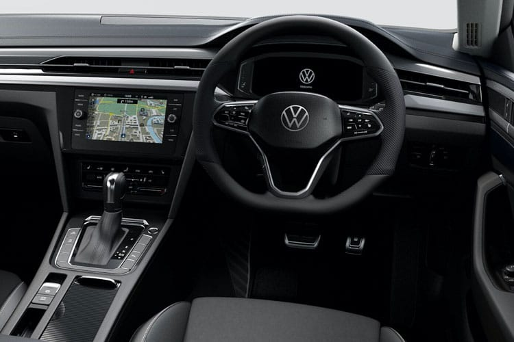 Volkswagen Arteon Shooting Brake 5Dr 2.0 TDI 200PS Elegance 5Dr DSG [Start Stop] inside view