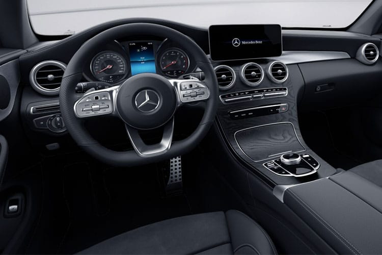 Mercedes-Benz C Class AMG C43 Coupe 4MATIC 3.0 V6 390PS Edition Premium 2Dr G-Tronic+ [Start Stop] inside view