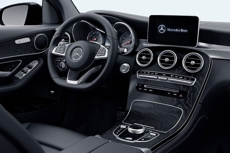 Mercedes-Benz GLC GLC300 Coupe 4MATIC 2.0 d 245PS AMG Line Premium Plus 5Dr G-Tronic+ [Start Stop] inside view