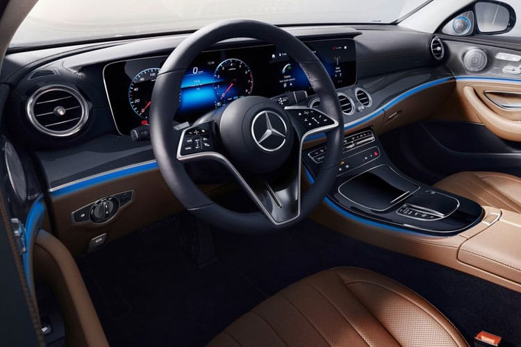 Mercedes-Benz E Class E350 Saloon 3.0 d 286PS AMG Line Night Edition 4Dr G-Tronic+ [Start Stop] [Premium Plus] inside view