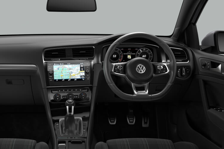 Volkswagen Golf Estate 2.0 TDI 150PS Style 5Dr DSG [Start Stop] inside view