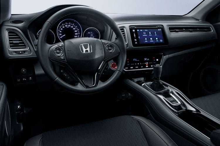 Honda HR-V SUV 5Dr 1.5 VTEC Turbo 182PS Sport 5Dr Manual [Start Stop] inside view