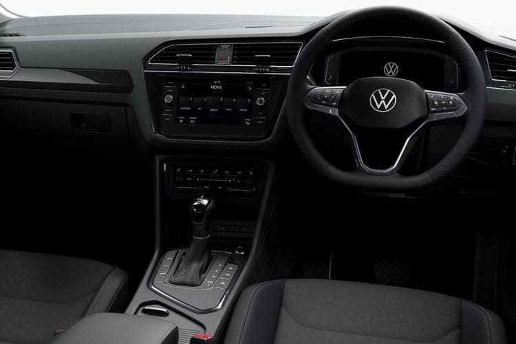 Volkswagen Tiguan SUV 2wd SWB 1.5 TSI 150PS Life 5Dr Manual [Start Stop] inside view