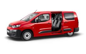 Citroen Berlingo Crew Van van leasing