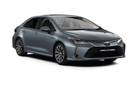 Toyota Corolla Saloon car leasing